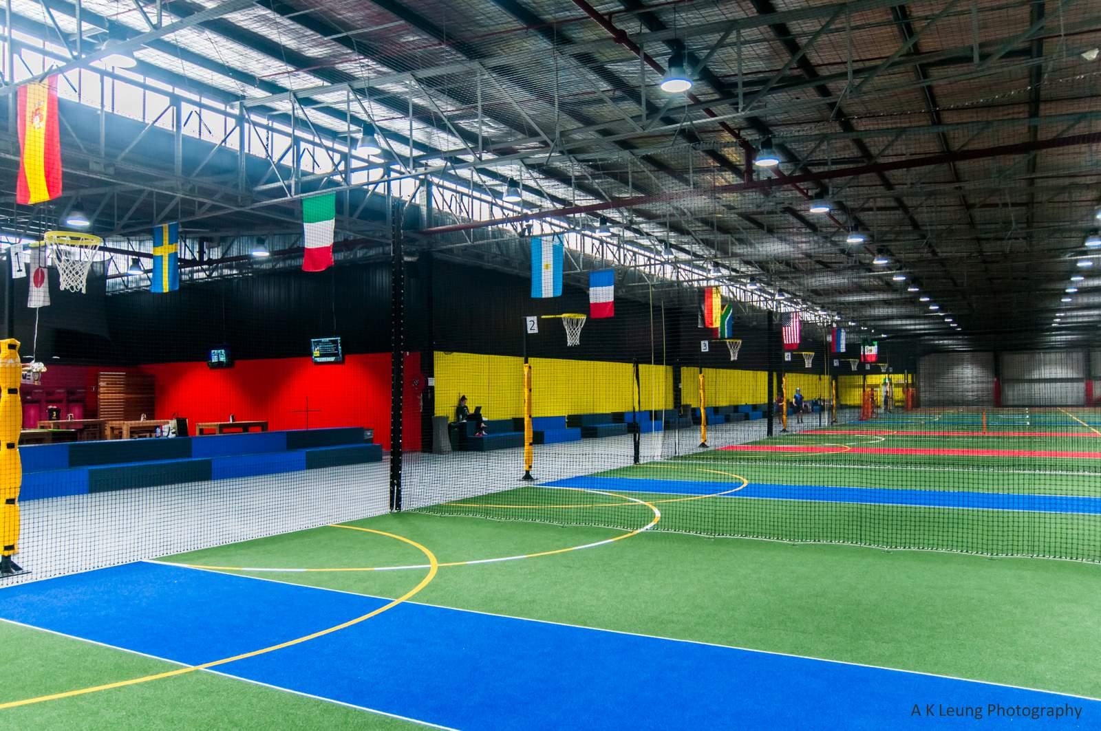 Indoor Sport Court Cost American Hwy