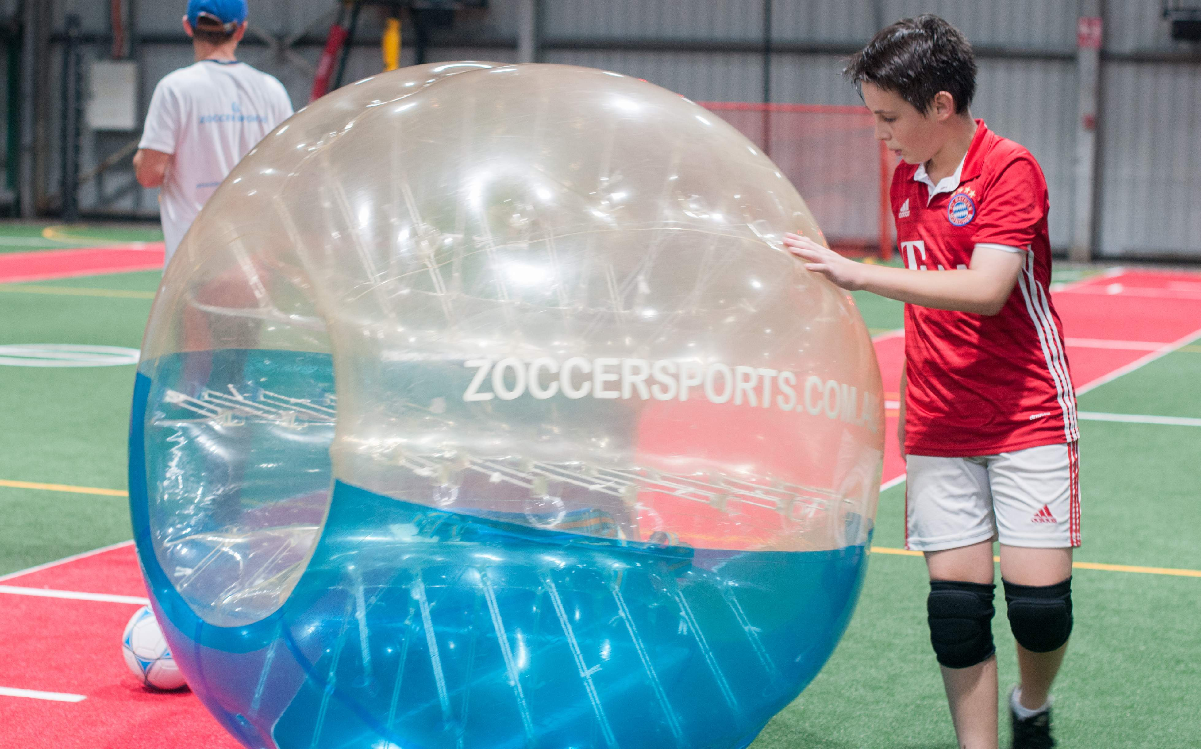 Brisbane City Indoor Sports Kids Parties 5024