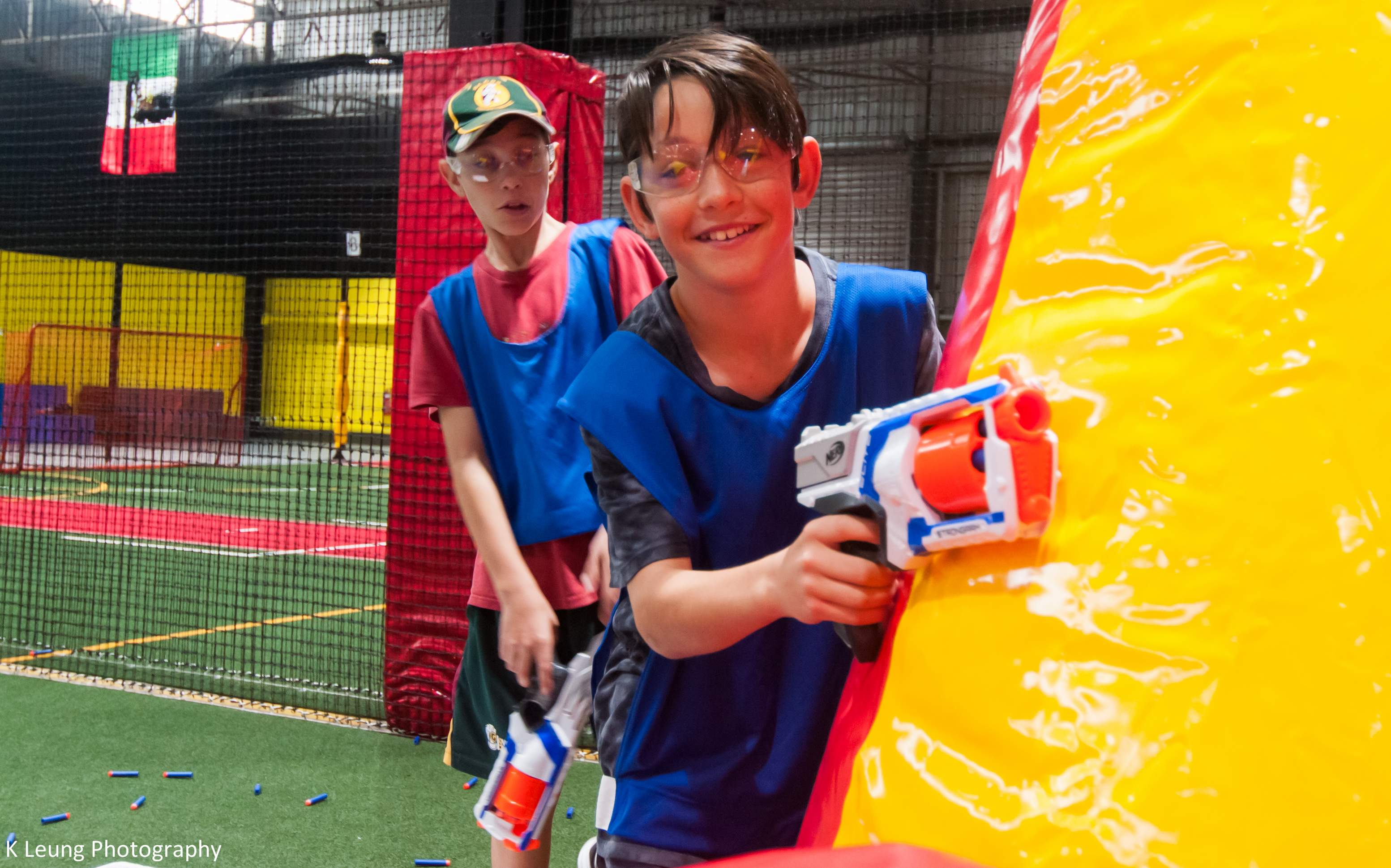 Brisbane City Indoor Sports Kids Parties 5052