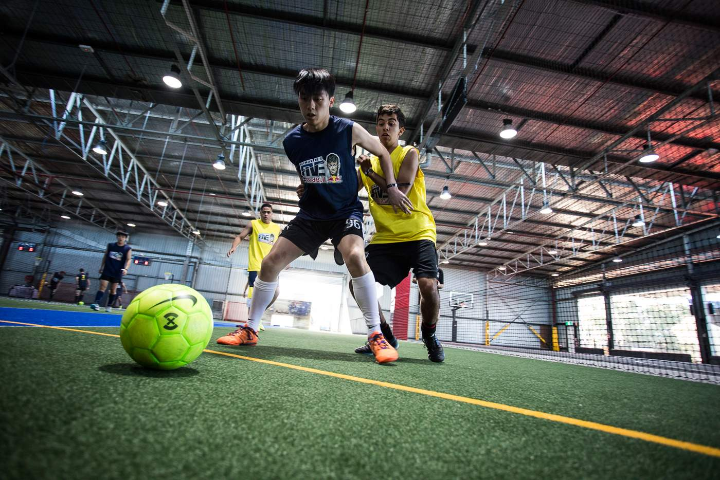 BCIS Indoor Soccer 118