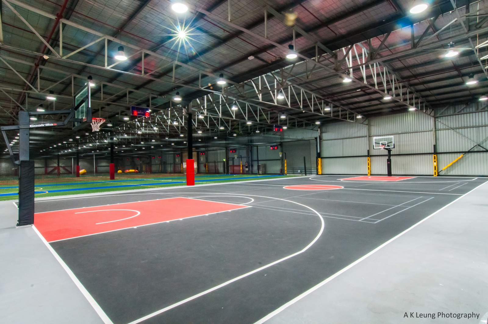 Brisbane City Indoor Sports 5061