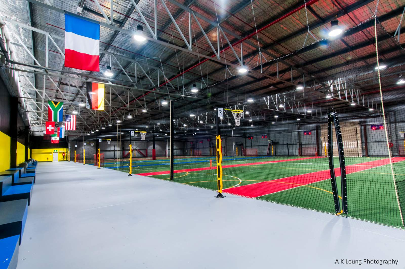 Brisbane City Indoor Sports 5077