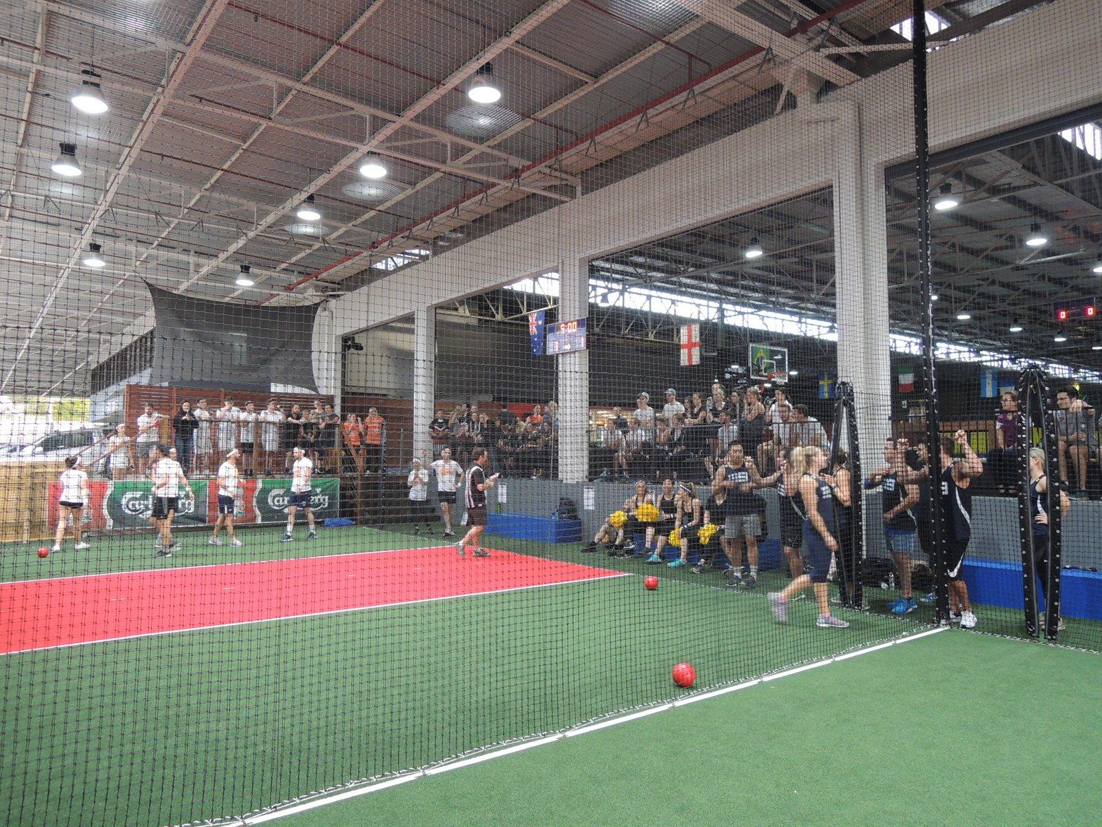 Brisbane City Indoor Sports   Christmas Party 001